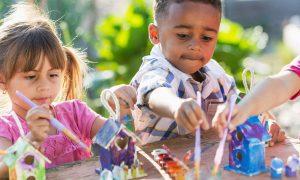 Referenz – Bauen, Wohnen, Architektur – Event – Kinderbelustigung