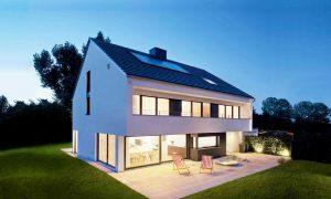 Referenz - Bauen, Wohnen, Architektur -Kampagne