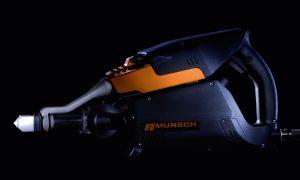 Referenz – Industrie – Fotografie Kunststoff Schweißextruder zur Produkteinführung bearbeitet