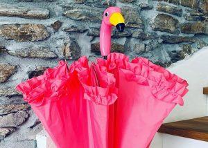 Flamingo Schirm