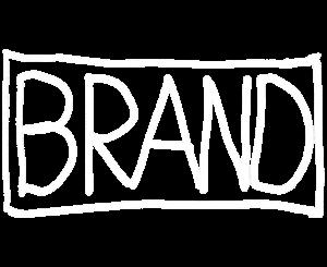 Icon Logo, Symbol für unsere Leistungen aus dem Bereich Brand / Markenarbeit