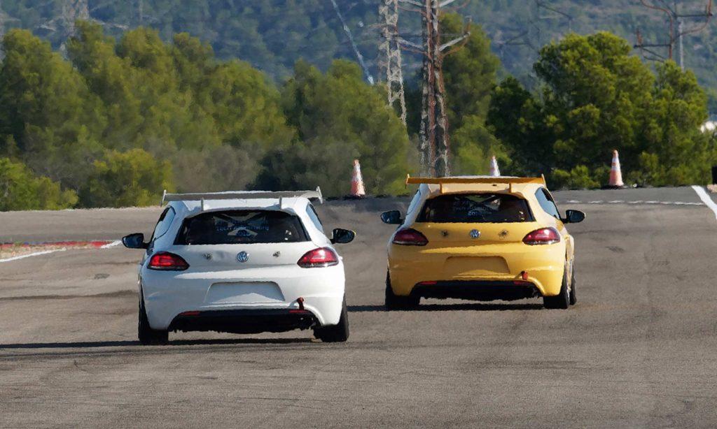 Referenz – Automotive – Race Days – Foto – Rennen Gerade