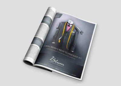 Blum Mode | Kampagne